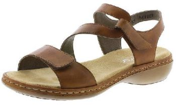 Rieker Ladies Sandals 659C7-24